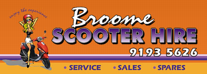 Broome Scooter Hire